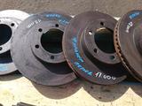 Тормозные диски на тойота фораннер за 17 000 тг. в Алматы – фото 2
