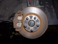 Диск тормозной Subaru Forester за 20 000 тг. в Усть-Каменогорск
