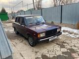 ВАЗ (Lada) 2107 2008 года за 950 000 тг. в Алматы