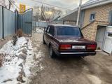 ВАЗ (Lada) 2107 2008 года за 950 000 тг. в Алматы – фото 5