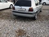 Volkswagen Golf 1992 года за 1 600 000 тг. в Шымкент