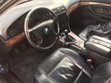BMW 523 2000 года за 3 500 000 тг. в Алматы – фото 5