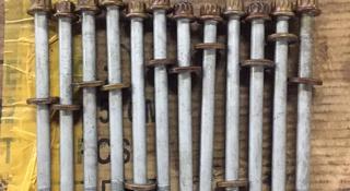 Шпильки на головку за 2 000 тг. в Алматы