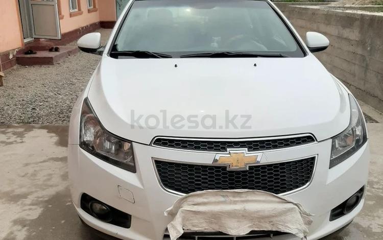 Chevrolet Cruze 2012 года за 3 000 000 тг. в Туркестан