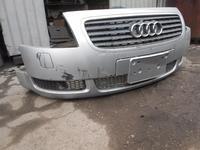 Бампер передний с омывателями фар решеткой Audi TT за 150 000 тг. в Алматы