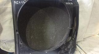 Радиатор охлаждения Тойота Хайс Региус 2.7 Бензин за 35 000 тг. в Алматы