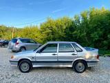 ВАЗ (Lada) 2115 (седан) 2007 года за 970 000 тг. в Костанай – фото 2