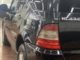 Mercedes-Benz ML 430 1999 года за 3 200 000 тг. в Нур-Султан (Астана) – фото 4