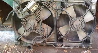 Радиатор с вентиляторами за 999 тг. в Алматы