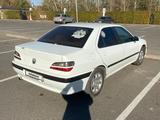 Peugeot 406 1998 года за 1 000 000 тг. в Нур-Султан (Астана) – фото 4