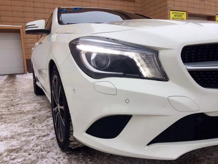 Mercedes-Benz CLA 200 2014 года за 4 599 999 тг. в Караганда – фото 11