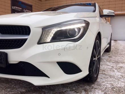 Mercedes-Benz CLA 200 2014 года за 4 599 999 тг. в Караганда – фото 12