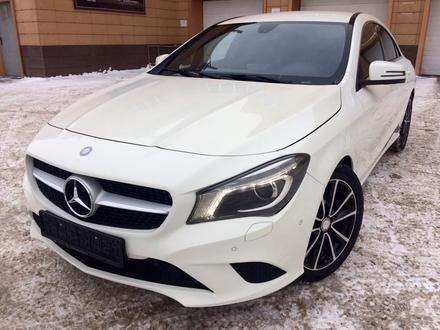 Mercedes-Benz CLA 200 2014 года за 4 599 999 тг. в Караганда – фото 2