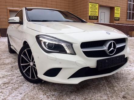 Mercedes-Benz CLA 200 2014 года за 4 599 999 тг. в Караганда – фото 4
