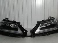 Фары комплект led Lexus Lx 570/450d 3 1 Блок за 910 000 тг. в Алматы