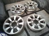 Оригинальные диски Mitsubishi Enkei за 30 000 тг. в Алматы – фото 2