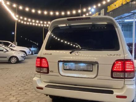 Lexus LX 470 1999 года за 5 000 000 тг. в Алматы – фото 3