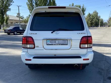 Lexus LX 470 1999 года за 5 000 000 тг. в Алматы – фото 8