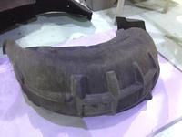 Подкрыльника задний правый на Audi q7.65637-00051 за 100 тг. в Алматы