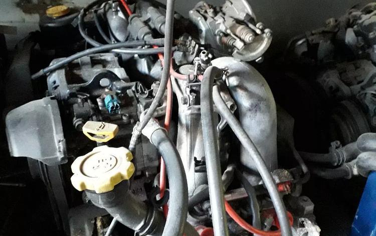 Двигатель на Субару в Алматы