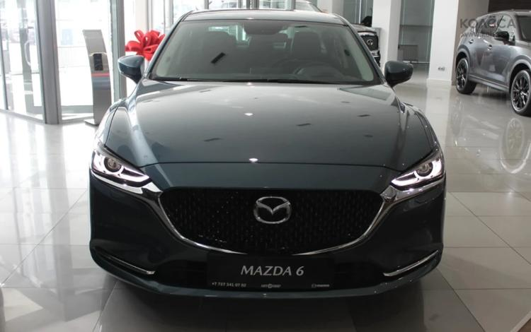 Mazda 6 Supreme+ 2021 года за 16 600 000 тг. в Туркестан