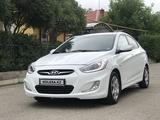 Hyundai Accent 2014 года за 4 200 000 тг. в Алматы – фото 2