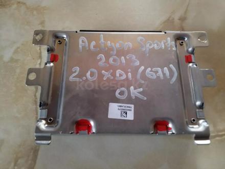 Блок управления акпп Ssangyong за 100 000 тг. в Костанай – фото 2