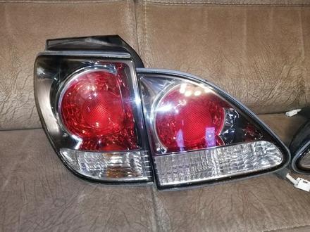 Задние фонари RX 300 (# 2*97) за 80 000 тг. в Усть-Каменогорск – фото 2