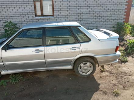 ВАЗ (Lada) 2115 (седан) 2004 года за 900 000 тг. в Актобе – фото 2