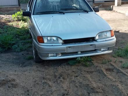 ВАЗ (Lada) 2115 (седан) 2004 года за 900 000 тг. в Актобе – фото 3