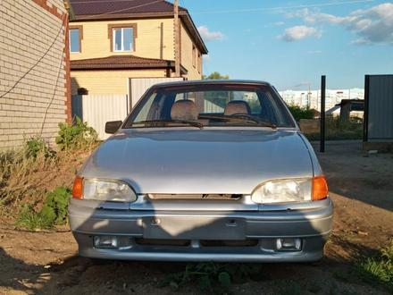 ВАЗ (Lada) 2115 (седан) 2004 года за 900 000 тг. в Актобе – фото 6