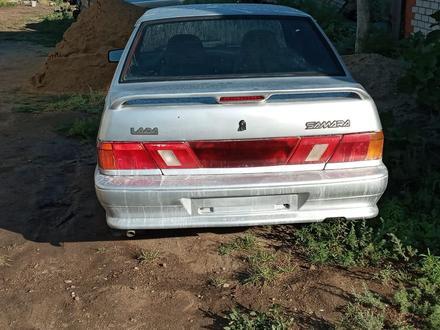 ВАЗ (Lada) 2115 (седан) 2004 года за 900 000 тг. в Актобе – фото 9