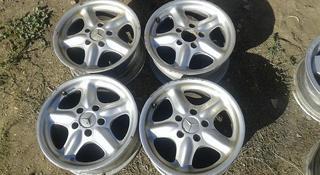 Оригинальные легкосплавные диски на автомашину Мерседес (Германия R за 65 000 тг. в Нур-Султан (Астана)