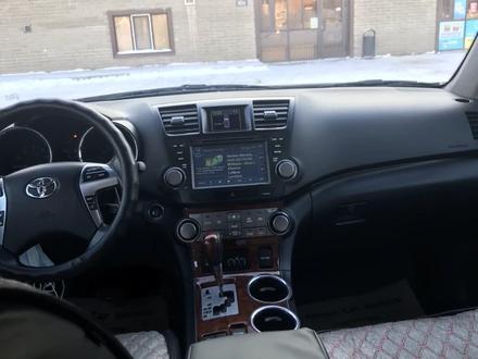 Toyota Highlander 2010 года за 8 500 000 тг. в Нур-Султан (Астана) – фото 7