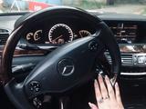 Mercedes-Benz S 550 2006 года за 4 800 000 тг. в Шымкент – фото 4