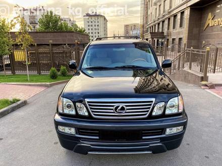 Lexus LX 470 2006 года за 10 599 999 тг. в Бишкек – фото 2