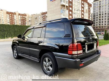 Lexus LX 470 2006 года за 10 599 999 тг. в Бишкек – фото 6