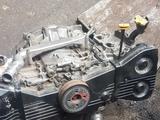Субару двигатель 25 об привознои за 250 000 тг. в Алматы – фото 2