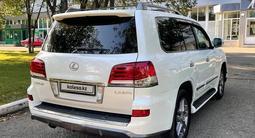 Lexus LX 570 2012 года за 23 490 000 тг. в Семей – фото 2