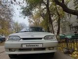 ВАЗ (Lada) 2115 (седан) 2005 года за 870 000 тг. в Семей – фото 5