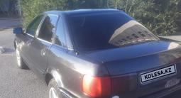 Audi 80 1992 года за 1 590 000 тг. в Семей – фото 2