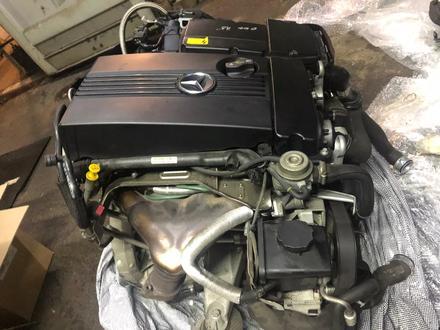 Двигатель 271 на Мерседес из Японии за 1 150 000 тг. в Алматы – фото 3