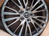 Новые Легкосплавные Диски Toyota Camry 70 r18 за 177 500 тг. в Алматы – фото 4