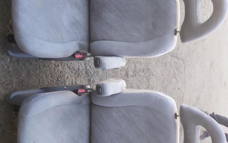 Комплект капитанских сидений на Mitsubishi Delica (Булка) за 120 000 тг. в Алматы