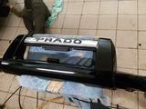 Передняя накладка бампера (губа на бампер) Toyota Land Cruiser Prado… за 35 000 тг. в Семей – фото 4