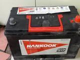 Аккумулятор 90 HANKOOK за 20 000 тг. в Костанай – фото 2
