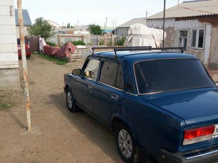 ВАЗ (Lada) 2107 2004 года за 520 000 тг. в Актобе – фото 2