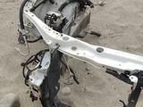 Лонжерон камри 40 правый цвет белый за 35 000 тг. в Талдыкорган – фото 2