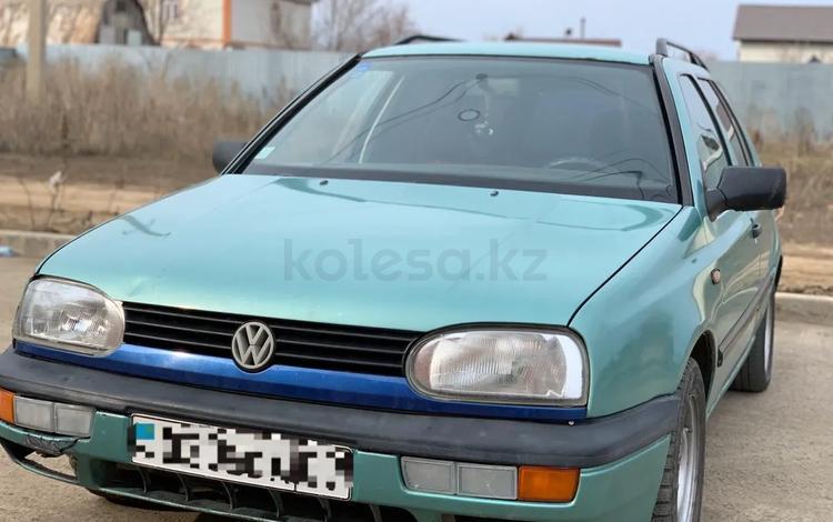 Volkswagen Golf 1994 года за 1 100 000 тг. в Уральск