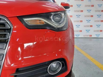 Audi A1 2013 года за 7 200 000 тг. в Алматы – фото 13